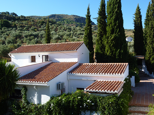Vacation House Malaga with private swimming pool